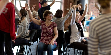 Advanced CPD for experienced dance for Parkinson's practitioners (3 years+) tickets