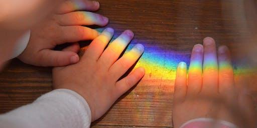 Rainbow Talk - Empowering children's communication and language through talk