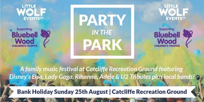 Party In The Park - Catcliffe