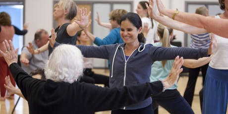 Exploring dance, health and wellbeing: for people living with Parkinson's tickets