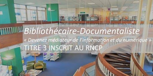 Les Rendez-Vous de l' EBD : Bibliothécaire-Documentaliste