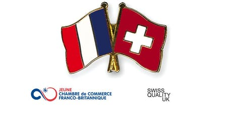 French and Swiss Networking and Drinks Evening tickets