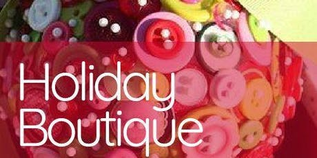 Holiday Boutique Vendor Space tickets