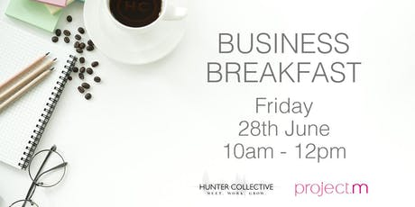 The Business Breakfast for Creatives tickets