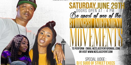 I Love Being From The South Tour Stop 12 : Atlanta, GA w/ DJ E Sudd