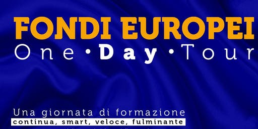 NAPOLI Fondi Europei - One Day Tour