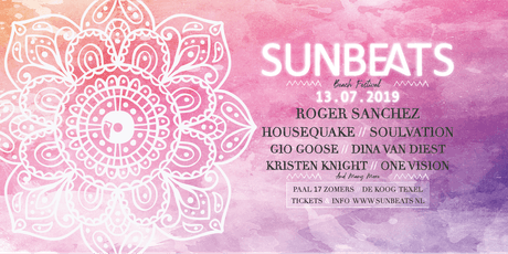 SUNBEATS 2019 - Beach Festival  tickets