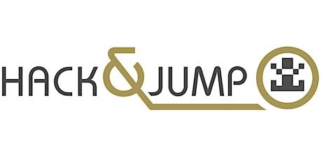 Hack&Jump der IT-Job-Shuttle in München 2020 Tickets