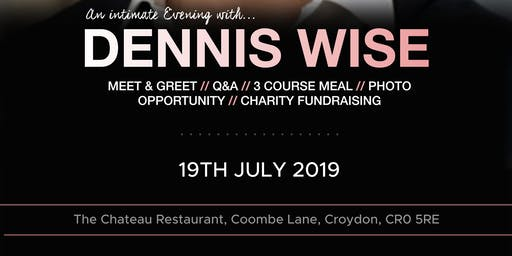 An evening to Remember with Dennis Wise
