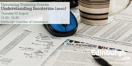 Understanding Incoterms tickets