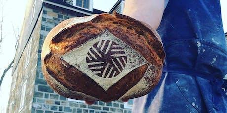 Prenez le champ et suivez le blé de la ferme au pain billets