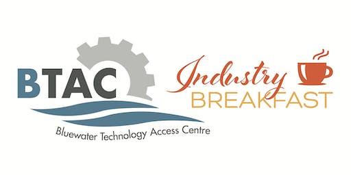 BTAC Industry Breakfast - Acuren Industrial Services