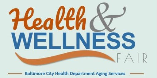 2019 Health & Wellness Fair