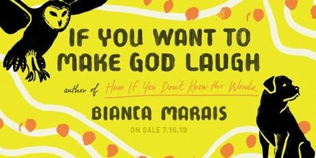 Bianca Marais: Tour Event for 'If You Want to Make God Laugh'  tickets