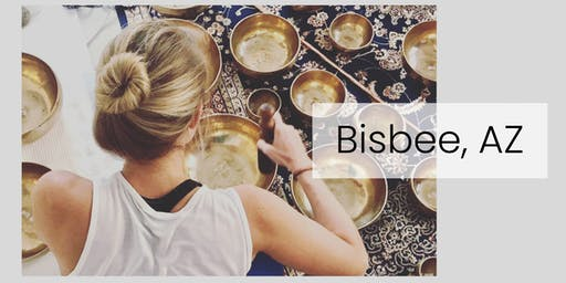 Level 1 & 2 Sound Healer Practitioner Training - Bisbee, Arizona