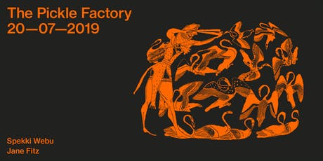 The Pickle Factory with Spekki Webu, Jane Fitz tickets