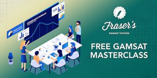 Fraser's GAMSAT Tuition - Dublin GAMSAT Masterclass