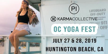 Shop PI & Karma Collection at the OC Yoga Fest tickets