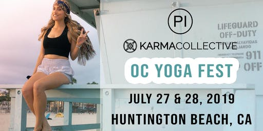 Shop PI & Karma Collection at the OC Yoga Fest