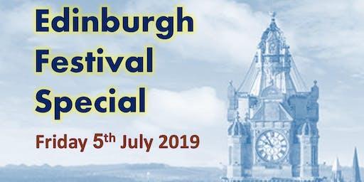 Hollywood Comedy Club Edinburgh Festival Special