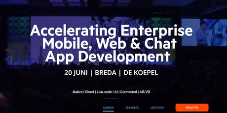Accelerating Enterprise Mobile, Web & Chat App Development  tickets