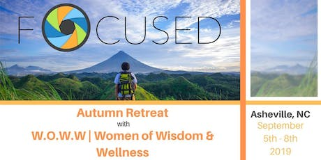 FOCUSED Fall Retreat tickets