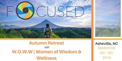 FOCUSED Fall Retreat