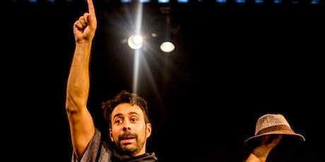 Hamlet Cancelado | Teatro | Sesc Centro ingressos