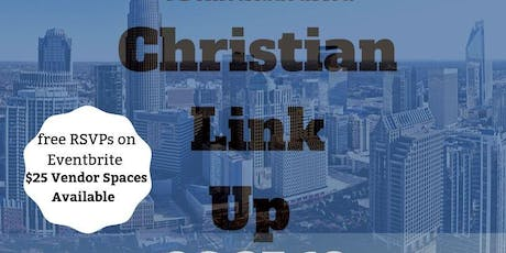 The Christian Link Up tickets