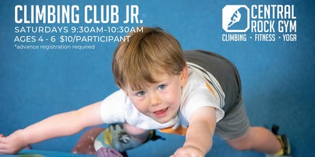 Climbing Club Jr. (Ages 4-6) tickets