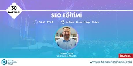 SEO Eğitimi [Ankara] tickets
