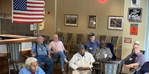"Celebrating Veterans' Stories - ""Turning Points"""