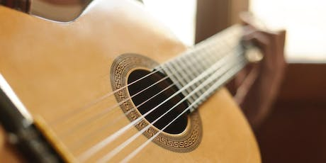 Intro to Guitar Workshop - Age 8-14 tickets
