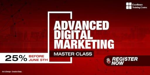 Digital Marketing Master Class - 4 Day Intensive Training