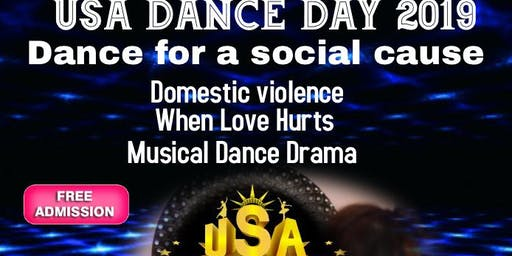USA Dance Day - Dance for a  Social Cause