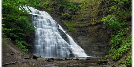 Waterfall Hike and VIP Tasting Experience at Hollerhorn Distillery