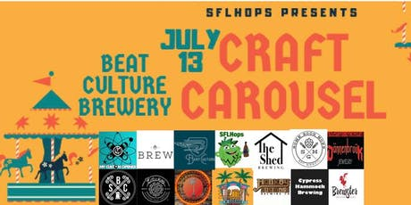 Craft Carousel 3 - Miami tickets