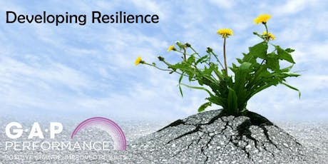 Developing Resilience tickets