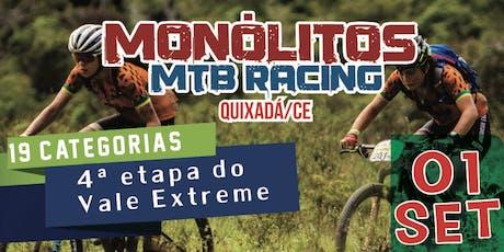 MONÓLITOS MTB RACING 2019 ingressos