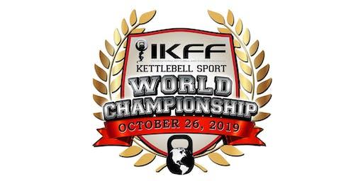IKFF Kettlebell Sport World Championships 2019