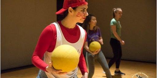Women's Night! - Free Indoor Dodgeball