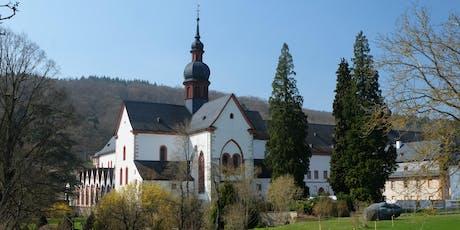 """So,14.07.19 Wanderdate """"Singlewanderung - Kloster Eberbach für 40-59J""""  Tickets"""