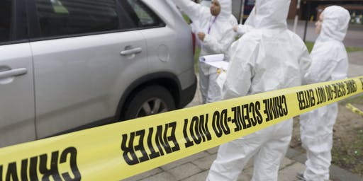 Criminology and Forensic Investigation Experience Day