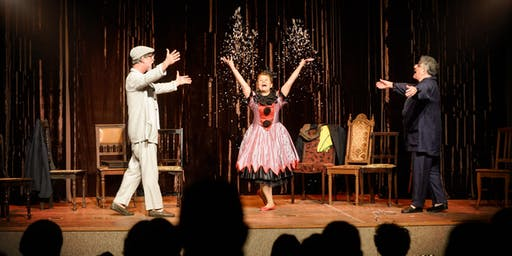 Lembranças do Lago Dourado | Teatro | Sesc Centro