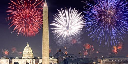 July 4th Fireworks Watch Party