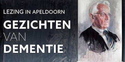 """Lezing \""""Gezichten van dementie\"""" door Gijs Wanders"""