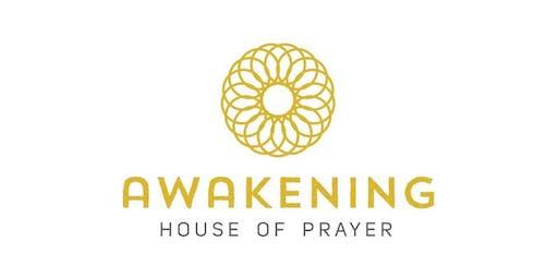 Prophetic Intercession & Spiritual Warfare Prayer at AHOP Charlotte