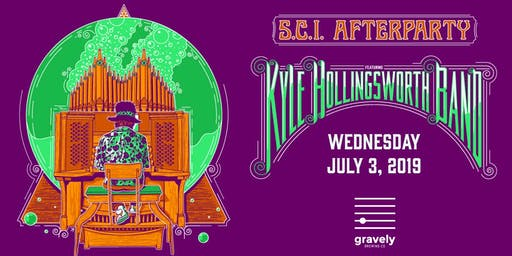 Kyle Hollingsworth Band - LIVE!