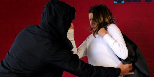 Healthworks Group Summer Series: SEPS Women's Self Defense on the Esplanade