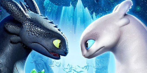 Kid's Movie- How to Train Your Dragon: The Hidden World